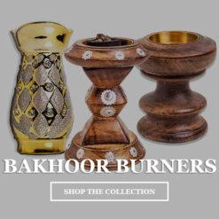 Bakhoor Burners