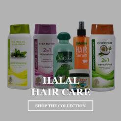 Halal Hair Care