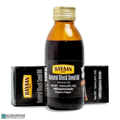 Rayaan Black Seed Oil 4 ounces