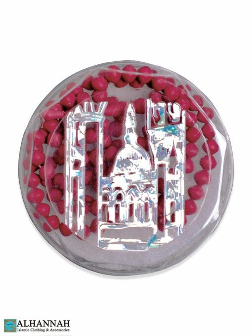 Rose Scented Tasbih Beads Gift Box