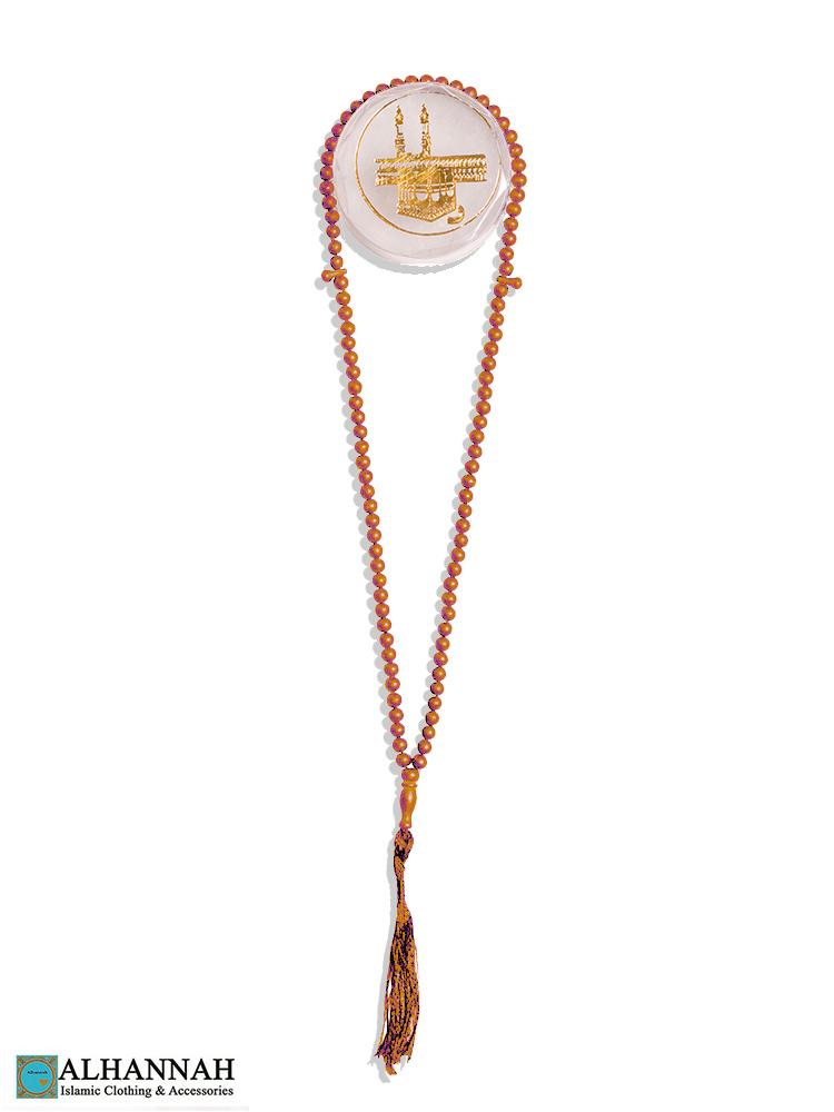 Scented Sandalwood Tasbih Beads