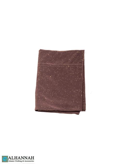 Sparkle-Underscarf-Chocolate