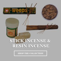 Stick Incense & Resin Incense