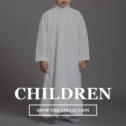 Children's Islamic Clothing