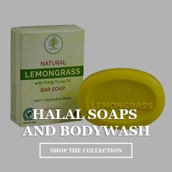 Halal Soaps | Body Wash
