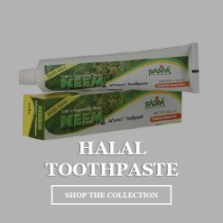 Halal Toothpaste