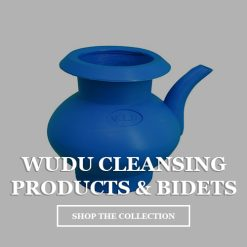 Wudu Cleansing Products | Bidets