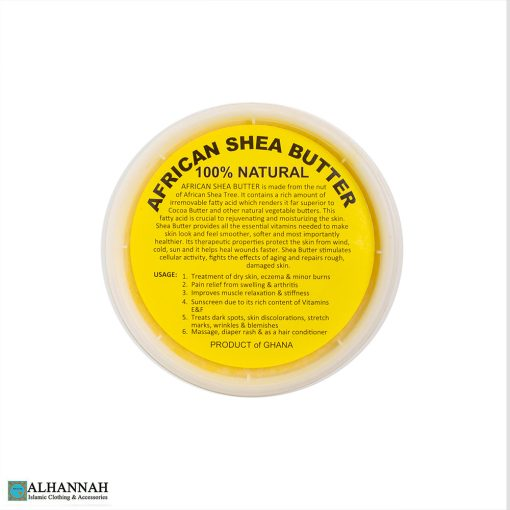 African Shea Butter Directions