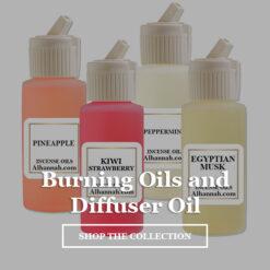 Burning Oils & Diffuser Oil