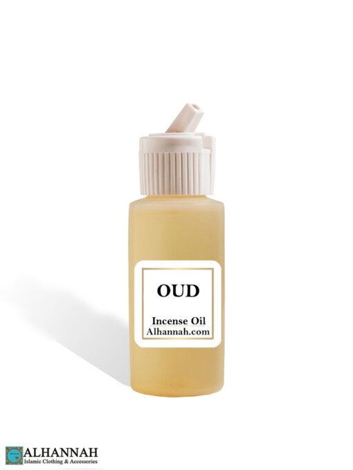 Oud Burning Oil Incense Oil