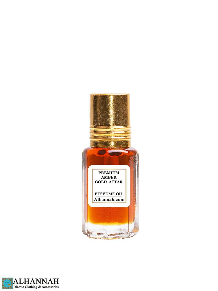 Amber Gold Attar Perfume