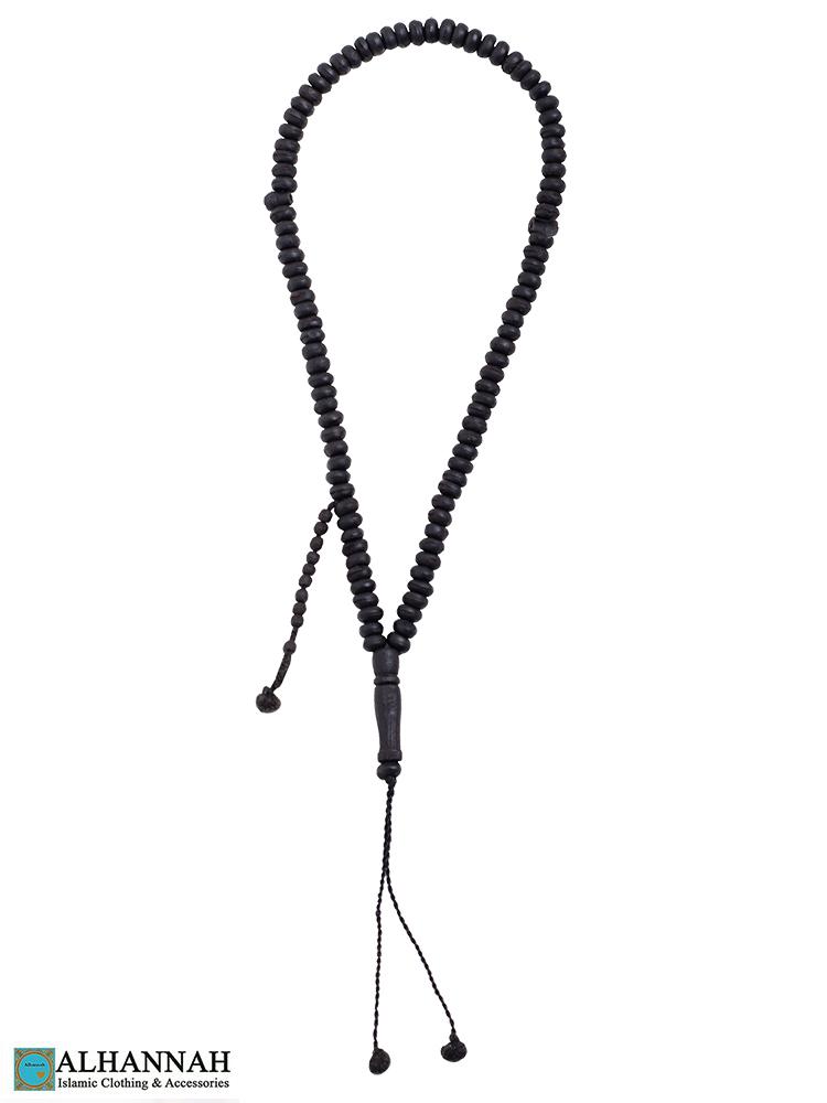 Wood Tasbih Beads 99 Beads