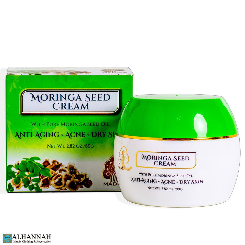 Moringa Seed Face Cream