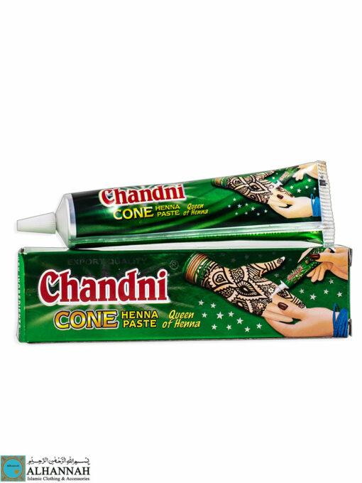 Chandni Cone Henna Paste