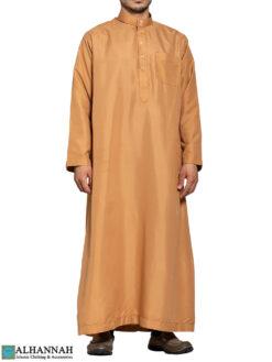 Saudi Thobe in Camel