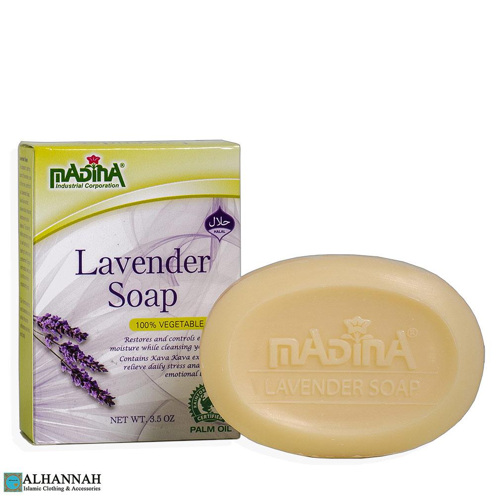 Lavender Soap Halal