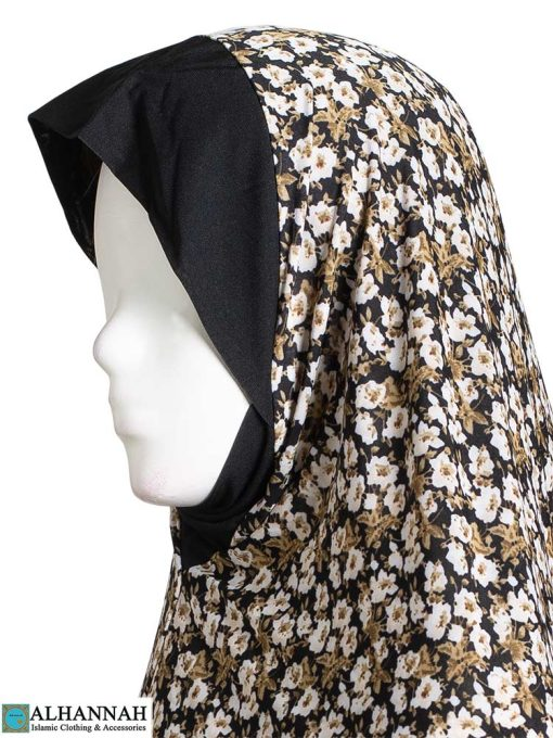 2 Piece Prayer Outfit Cotton Blossom Closeup