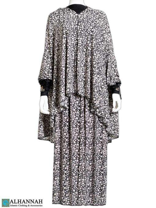 2 Piece Prayer Outfit Damask Vines - 2