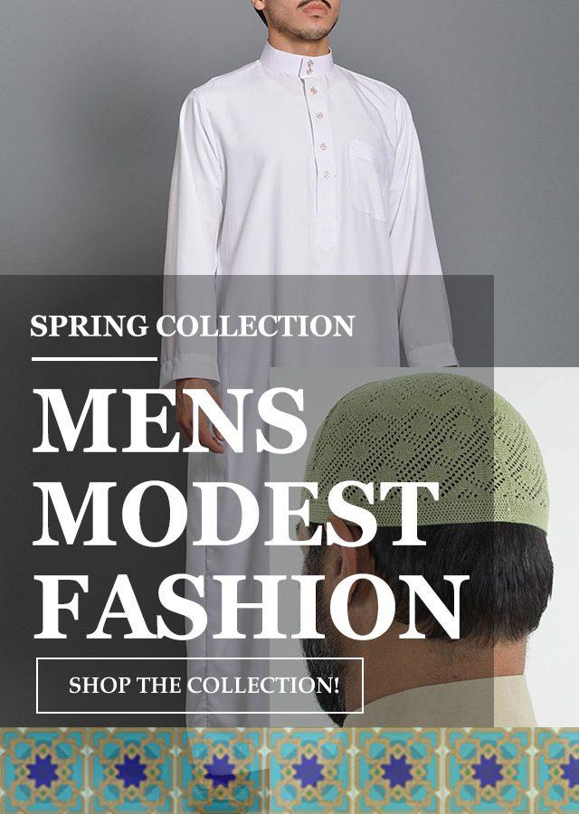 Mens Islamic Clothing Spring 2021