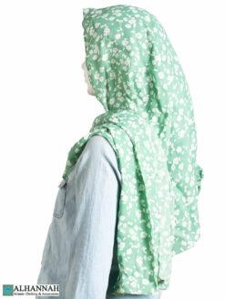 Shamrock Rose Shayla Hijab hi2303