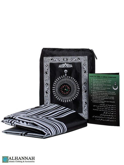 Travel Prayer Mat Carry Pouch & Booklet