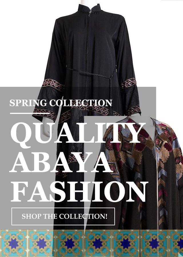 Womens Abaya Fashion Spring 2021