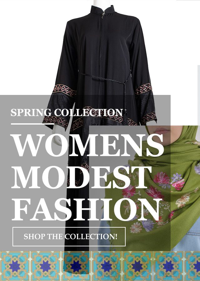 Womens Islamic Clothing Spring 2021