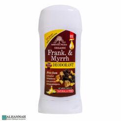 Frankincense & Myrrh Halal Deodorant