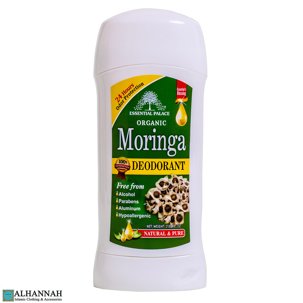 Halal Moringa Deodorant