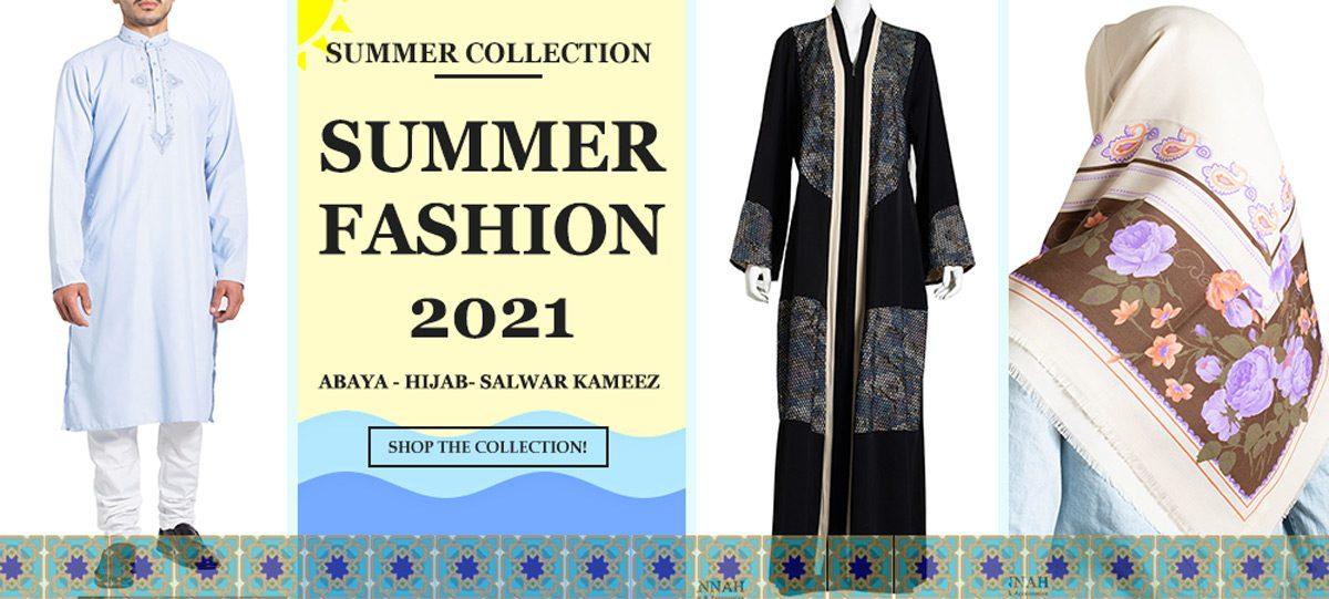 Islamic clothing Summer 2021