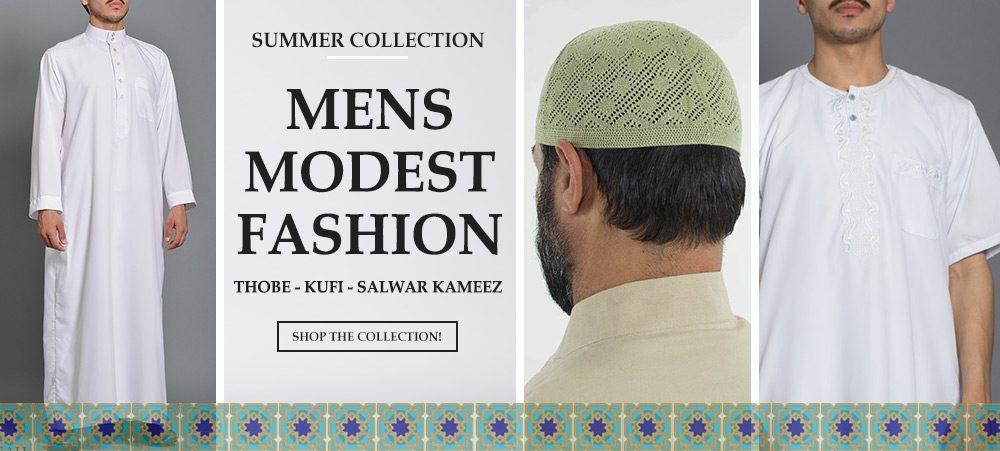 Mens Islamic Clothing Summer 2021