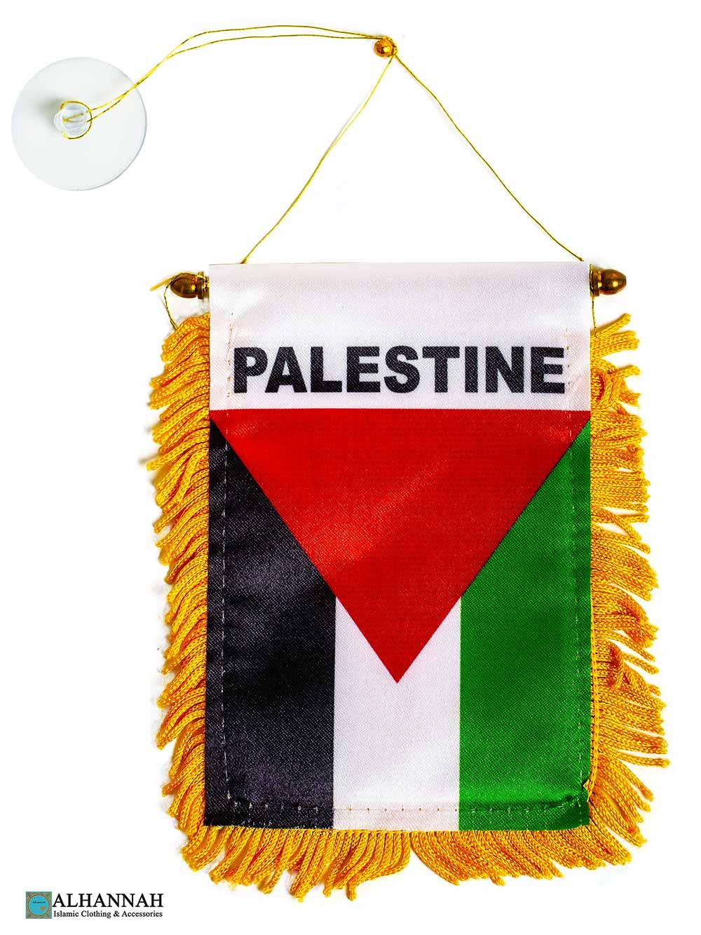 Palestinian Flag for Car