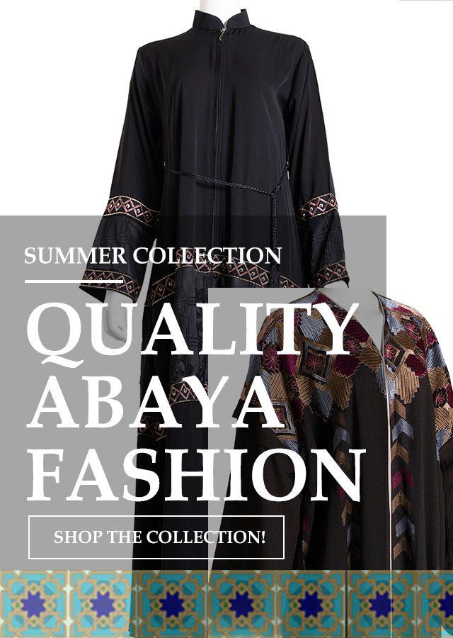 Womens Abaya Fashion Summer 2021