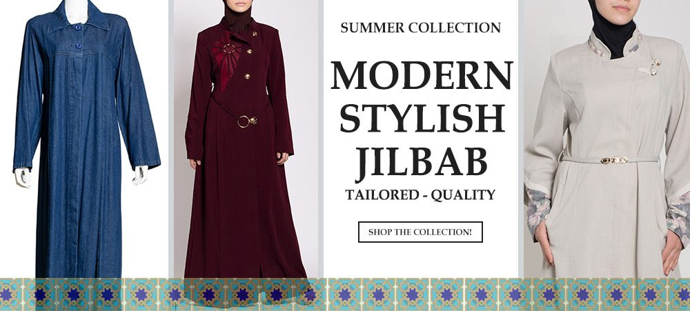 Womens Jilbab Summer 2021