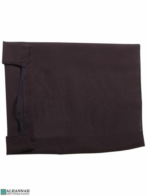 Half Niqab in Brown