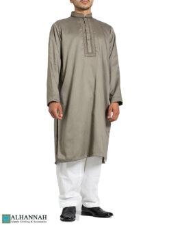 Mens 2 Tone Salwar Kameez