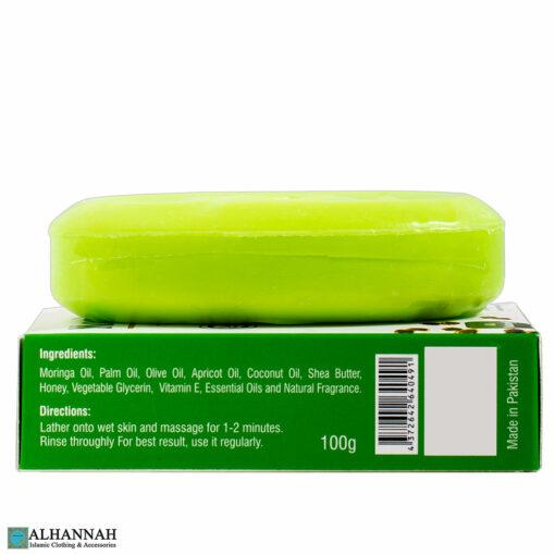 Moringa Soap Ingredients