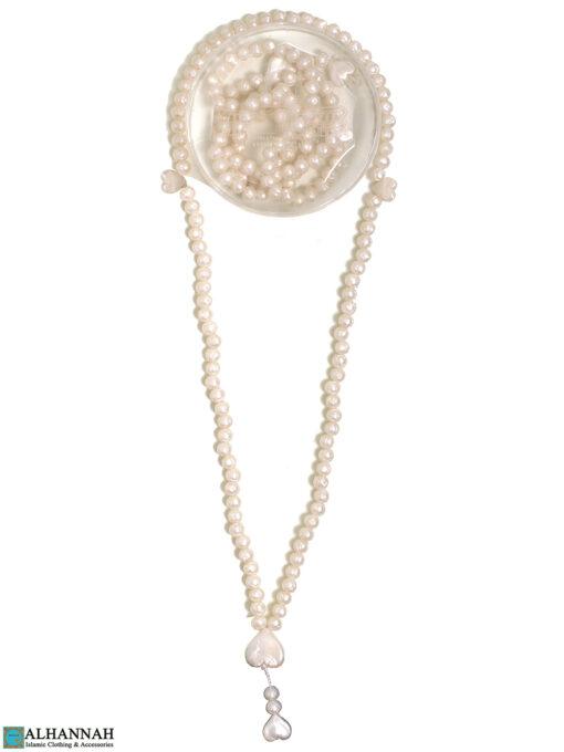 Scented Tasbih - Faux Pearl