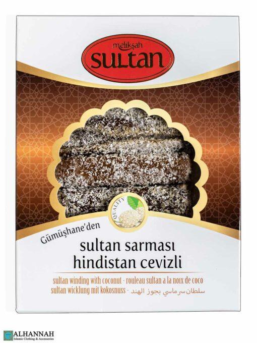 Sultan Sarmasi Hindistan Cevizli