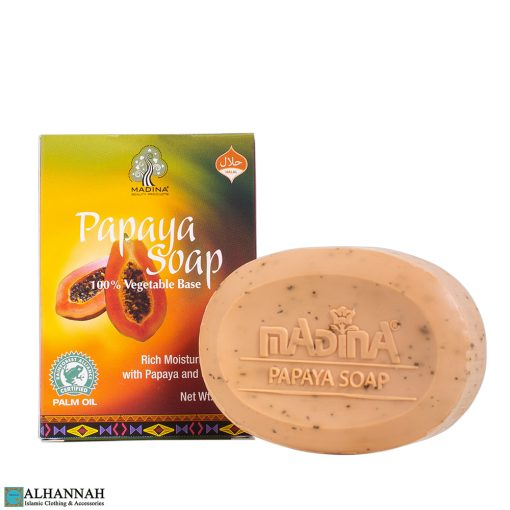 Halal Papaya Soap