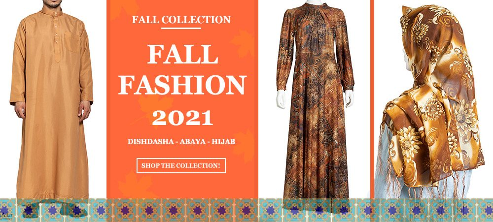 Islamic Clothing Fall 2021