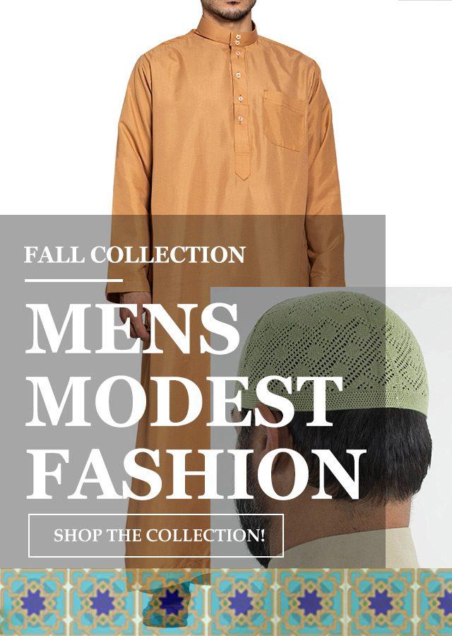 Mens Islamic Clothing Fall 2021