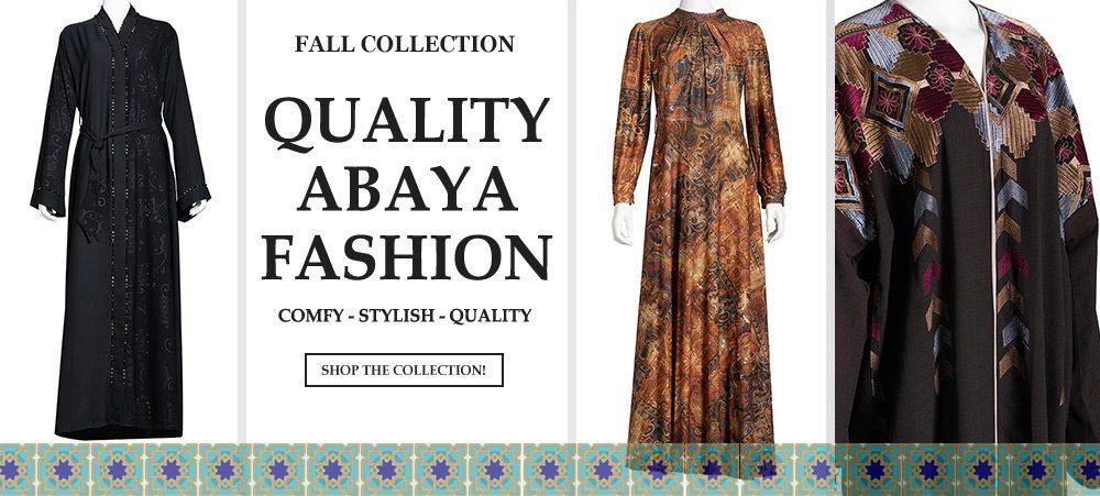 Womens Abaya Fashion Fall 2021
