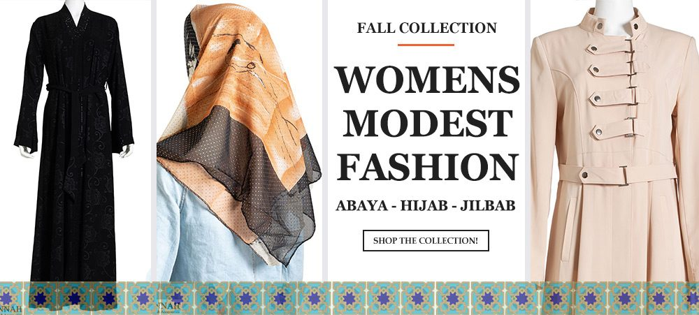 Womens Islamic Clothing Fall 2021